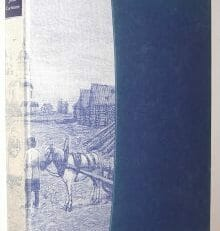 A Pedestrian Journey Through Russia John Cochrane Folio Society 1983