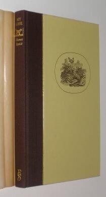 Thomas Bewick My Life Folio Society 1981