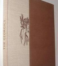 The Georgics Publius Vergilius Maro Folio Society 1969