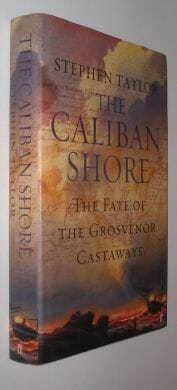 The Caliban Shore Stephen Taylor Faber 2004