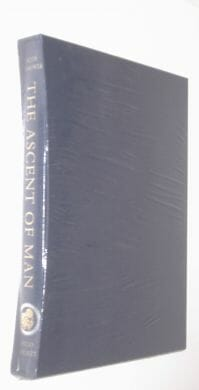 The Ascent of Man Jacob Bronowski Folio Society 2012
