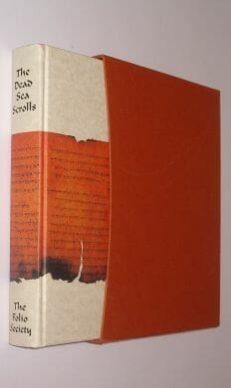 The Dead Sea Scrolls Geza Vermes Folio Society 2000