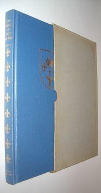 The Trial Of Joan De Arc Orleans Manuscript Folio Society 1971