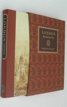 London A Portrait of A City Folio Society 1998