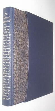 The Grand Quarrel Civil War Memoirs Folio Society 1993