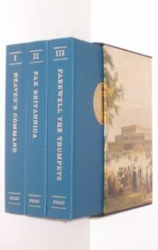 Pax Britannica Trilogy Jan Morris Folio Society 1993