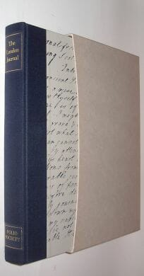 London Journal 1762-63 James Boswell Folio Society 1985