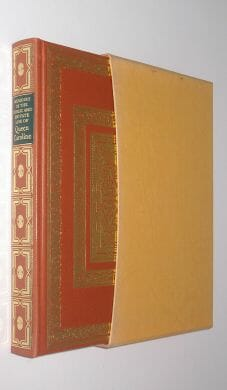 Memoirs of the Public and Private Life of Queen Caroline Folio Society 1978