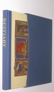 Bestiary Bodleian Library M.S. Folio Society 1992