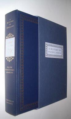 England 1945-2000 Felipe Fernandez-Armesto Folio Society 2001