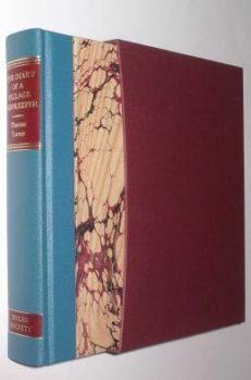 The Diary of a Village Shopkeeper 1754-1765 Turner Folio Society 1998