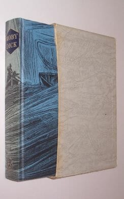 Moby Dick Herman Melville Folio Society 1974