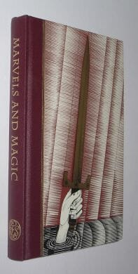 Marvels and Magic British Myths & Legends Folio Society 2004