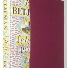 John Betjeman Selected Poems Folio Society 2004