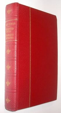 Hard Times Reprinted Pieces Charles Dickens Encyclopaedia Britannica c1920