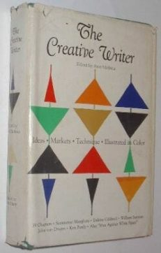 The Creative Writer Aron Mathieu Writer's Digest 1961