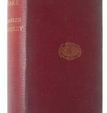 Hereward The Wake Charles Kingsley Macmillan 1903