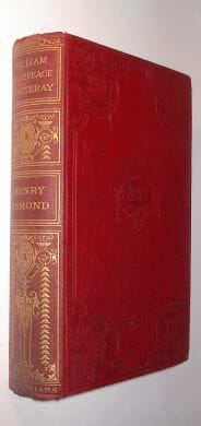 The History of Henry Esmond Esq Thackeray Blackfriars ca1895