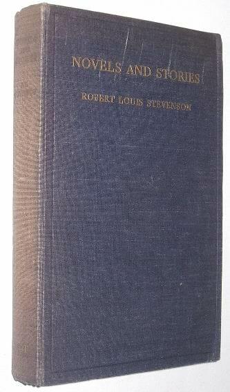 Novels & Stories Robert Louis Stevenson Pilot Press 1945