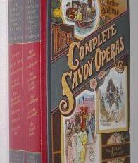 The Complete Savoy Operas Gilbert & Sullivan Folio Society 1994