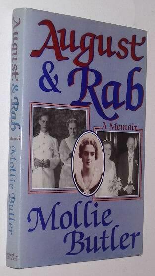 August & RAB Mollie Butler Weidenfeld Nicolson 1987