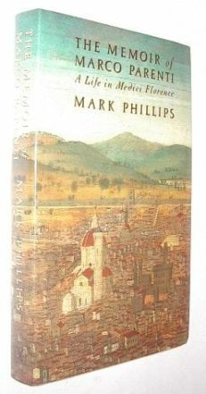 Memoir Of Marco Parenti Mark Phillips Heinemann 1989