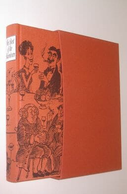 The Best of the Raconteurs intro. Sheridan Morley Folio Society 2004